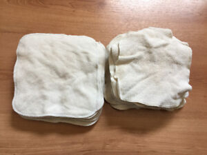 29 Cloth Diaper Wipes Apple Cheeks and GroVia