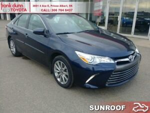 2015 Toyota Camry XLE  - Certified - Sunroof -  Navigation - $17