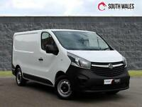 2014 64 Vauxhall Vivaro 1.6CDTi ( 115PS ) 2014.5MY 2700 L1H1 NEW SHAPE