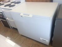 LARGE CHEST FREEZER pat tested with warranty