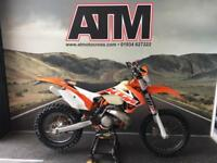 KTM EXC250 2016 ENDURO BIKE, ROAD REG, TIDY OEM BIKE (AT MOTOCROSS)