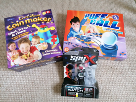 Bundle of new toys / games