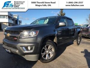 2015 Chevrolet Colorado 4WD Z71  4X4,Z71,V6,CREW,REARCAM,R.START