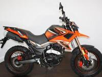 LEXMOTO TEKKEN 125, Bran New & Unregistered