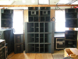 Punisher/xtro  pa Sound system  EDM/LIVE/outdoor
