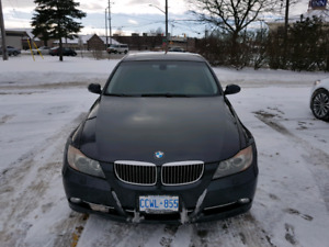 335xi AWD with sports package + 2 years warranty left