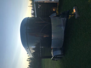 Two horse trailer for sale