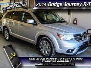 2014 Dodge Journey R/T  - $186.45 B/W