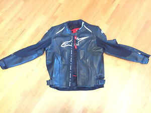 Alpinestars GP Plus R Perforated leather jacket