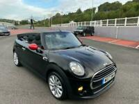 2017 17 MINI CONVERTIBLE 1.5 COOPER with PEPPER Pack in Midnight Black Met