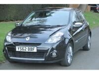 Renault Clio 1.2 16v ( 75bhp ) 2012MY Dynamique Tom Tom FULL SCREEN SAT/NAV