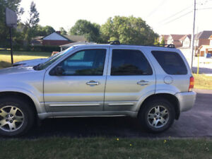 2005 Ford Escape Limted for sale $2000