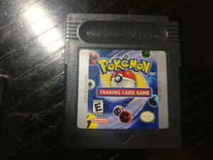 Pokemon Trading Card Game for GameBoy