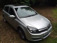 Vauxhall Astra 1.4 twinport +MOT+panoramic roof