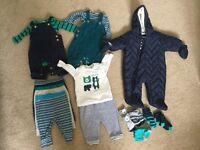 Next Baby Boy Clothes Bundle 0-3 months