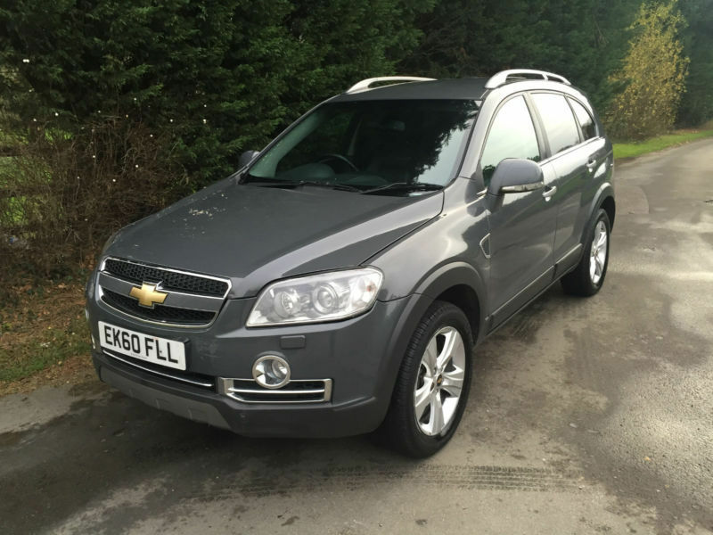 repossession part ex 2010 chevrolet captiva 2 0 vcdi ltz auto 4x4 7 seater in hockley essex. Black Bedroom Furniture Sets. Home Design Ideas