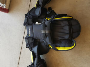 CCM premier Goalie chest protector JR l/XL