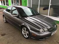 2008 Jaguar X-TYPE 2.2D DPF auto SE - 2 Keys - 1 F Keeper - Full Leather