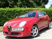2009 Alfa Romeo MiTo 1.3JTDM Veloce***BARGAIN OF THE WEEK***