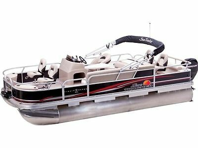 7oz BOAT COVER PLAY CRAFT SUNFISH 2400 TROLLER 2002-2014