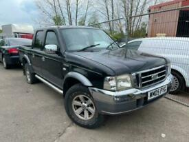 2005 Ford Ranger XLT Super TD 4WD 2.5 Diesel Double Cab ( SPARES OR REPAIR )