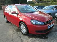 2010 VW Golf 1.6 S Tdi New Shape 5dr 1 Owner
