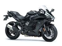 2018 Kawasaki Ninja H2 SX Supercharged Touring Motorcycle