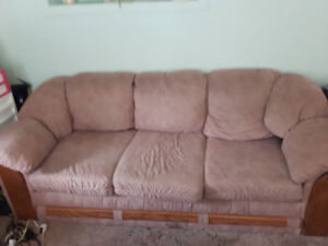 Couch and Love Seat FREE