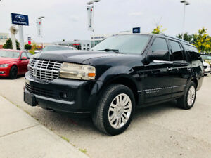2012 LINCOLN NAVIGATOR LIMITED EDITION, TOP OF THE LINE, NAVI