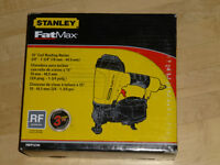 Brand New Stanley Roofing Nailer and Roofing Nails