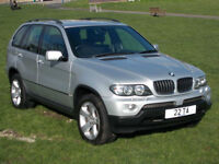 2006 (06) BMW X5 3.0d Sport Automatic