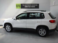 Volkswagen Tiguan 2.0TDI BlueMotion Tech s/s BUY FOR ONLY £180 A MONTH, FINANCE