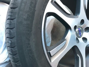 Outsmart the Mainstream! Buy now! Superb Volvo Wheels with tires