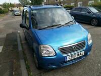 Suzuki Wagon R 1.3 GL AUTOMATIC ,2 PREVIOUS KEEPERS , £860 call 07969282764