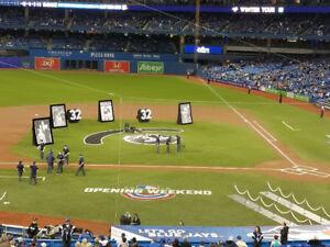 Toronto blue Jay's tickets - Jul 22