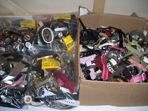 Lot of over 500 Watches - 80 now running London Ontario image 1