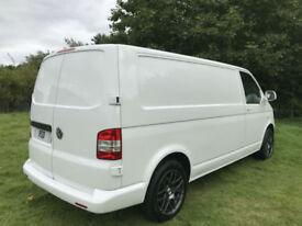 2010 60 Volkswagen Transporter 2.0TDi ( 102PS ) LWB T30 - NO VAT TO PAY