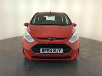 2014 64 FORD B-MAX ZETEC TDCI DIESEL MPV 1 OWNER FORD HISTORY FINANCE PX WELCOME