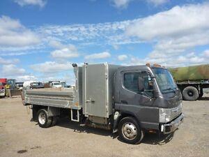 2012 MItsubishi Fuso FE180 Dump Truck