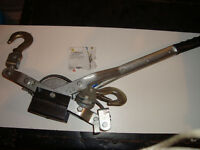 Cable Winch - 2 ton - 15$