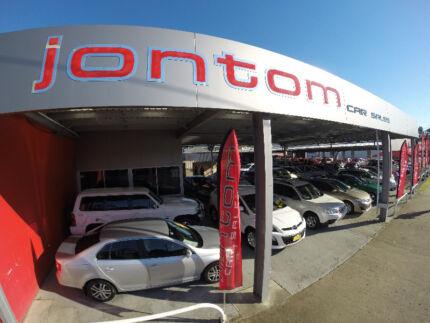 Jontom Car Sales