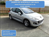 Peugeot 207 SW 1.6 VTi 120 Sport - 5 Door Estate AUTOMATIC - 2009 (59)