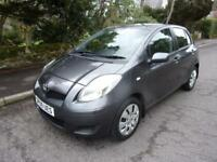 TOYOTA YARIS 998 tr vvt 2009 Petrol Manual in Grey