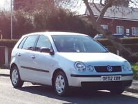 Volkswagen Polo,LOW TAX,LOW INSURANCE