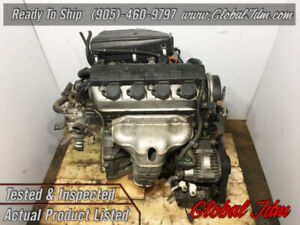 JDM Honda Civic Engine 1.7L 1.5L D17A 2001 2002 2003 2004 2005