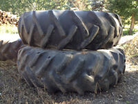 20.8 x 38 Tractor tires