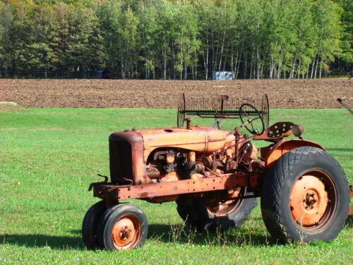 farm machinery vintage ebay green magazine john deere a