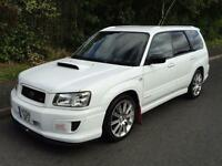 2004 Subaru Forester 2.5 STi AWD TURBO FRESH IMPORT HI GRADE 5dr