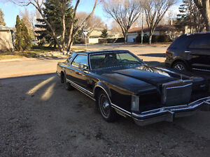 1977 Lincoln Mark V Reduced