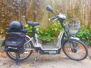  Vélo/Scooter Electrique 48v KingDay Carrying
